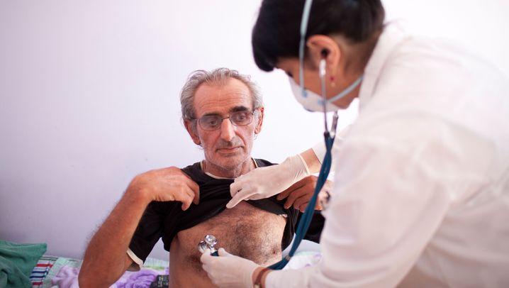 Tuberkulose in Georgien: 20 Tabletten am Tag