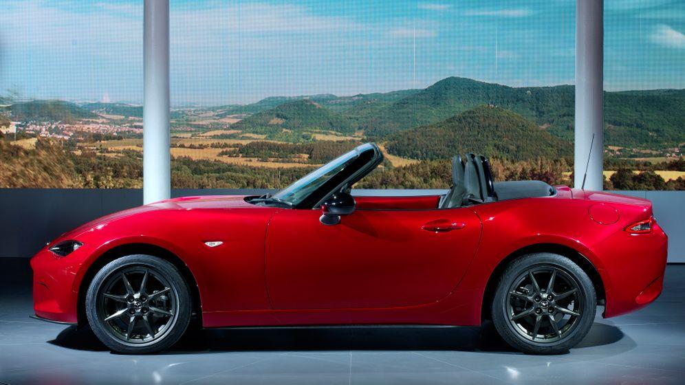 Weltpremiere Mazda MX-5: Der Heilsbringer ist zurück