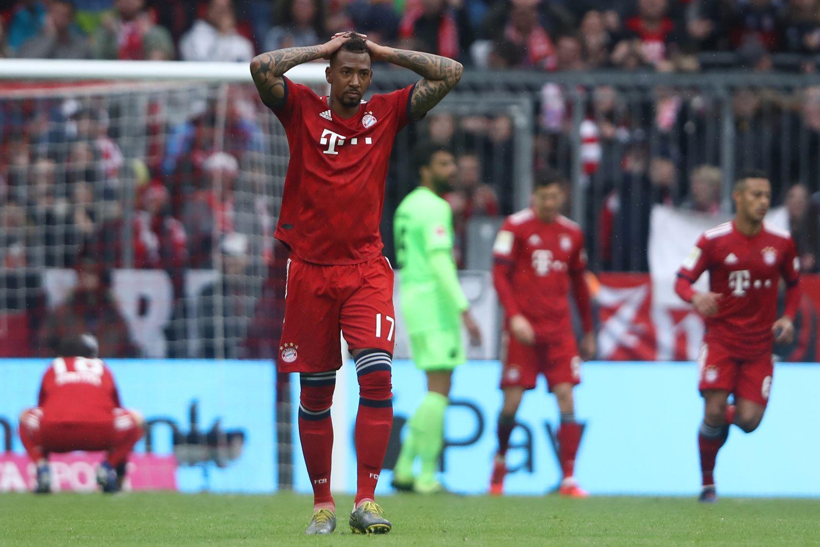 Jerome Boateng FC Bayern