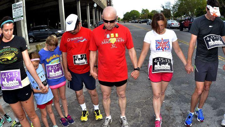 Boston-Marathon: Die Stille nach dem Anschlag