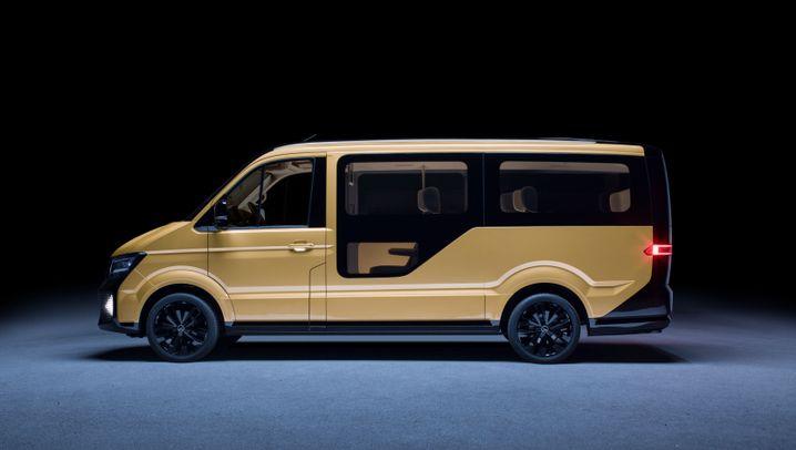 Neues Mobilitätskonzept: Die Kleinbusse kommen