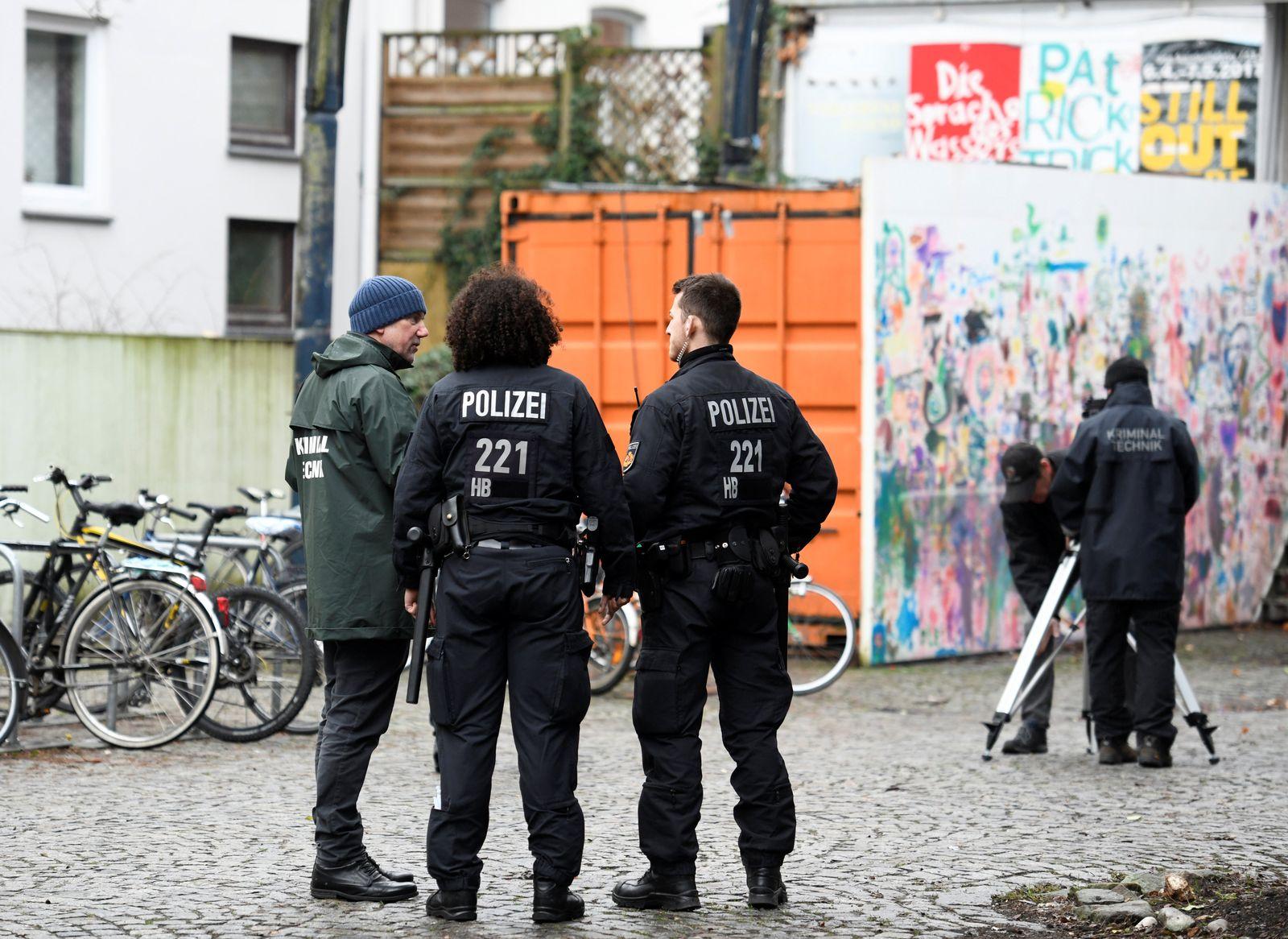 Frank Magnitz/ AFD/ Attacke/ Überfall/ Bremen