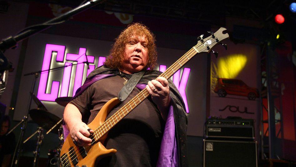 Steve Priest spielte bei The Sweet Bass
