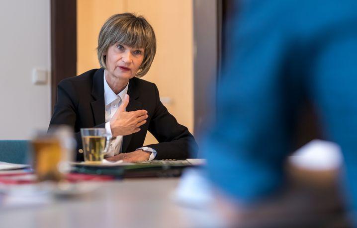 Barbara Ludwig (SPD)