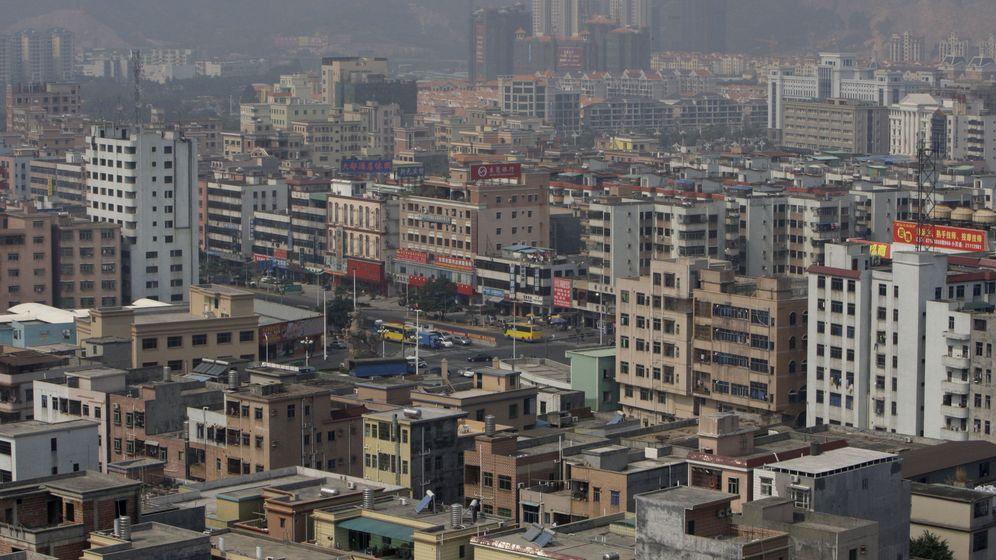 Dongguan: Ex-Symbol des chinesischen Wirtschaftswunders