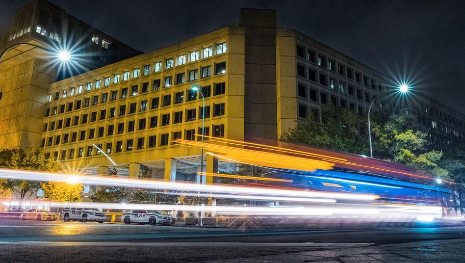 FBI-Zentrale in Washington, D.C.