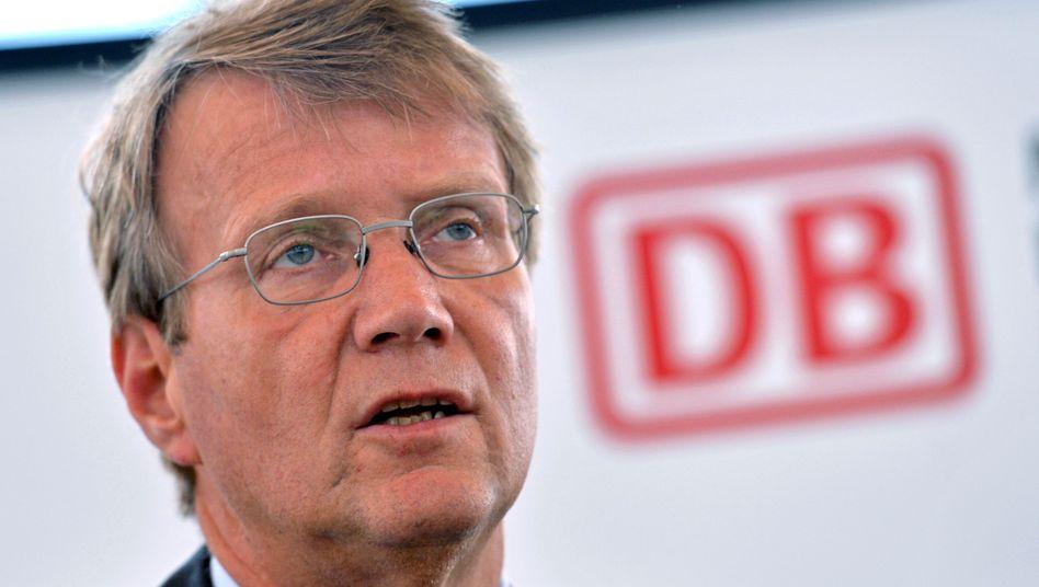 Bahn-Cheflobbyist Pofalla: Bald verantwortlich für Recht, Regeltreue, Datenschutz und Konzernsicherheit