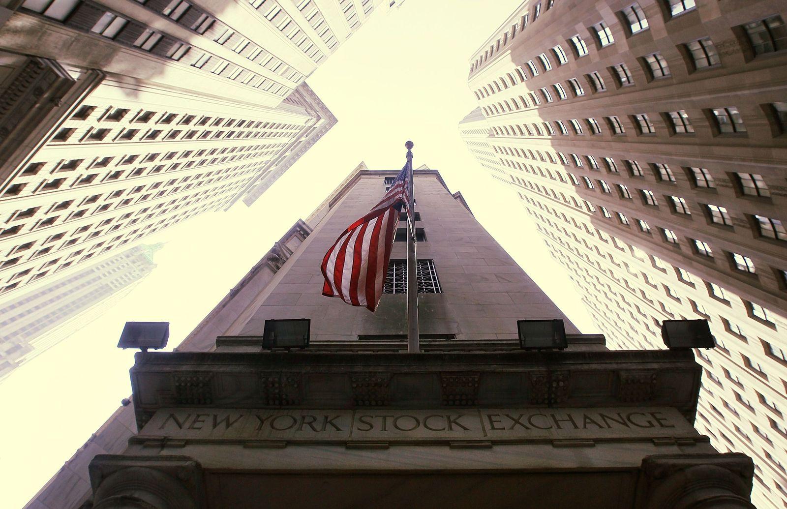 Obama Bilanz / Wall Street