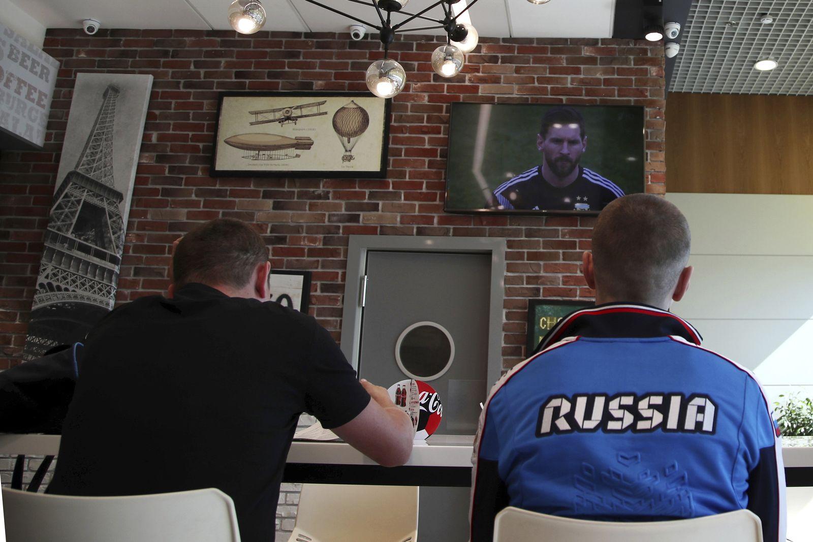 WM2018/ TV/ Fernsehen