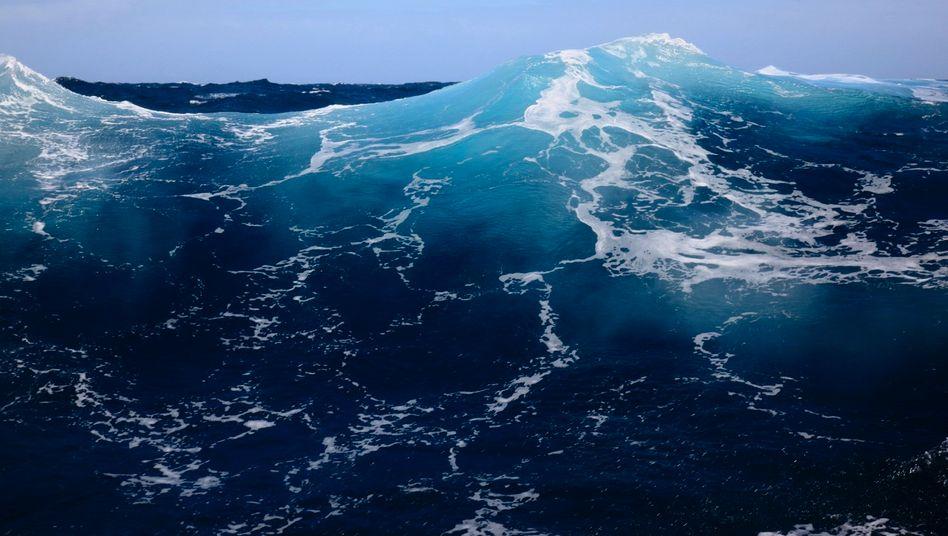 Turbulente Meere: Schwierig für Forscher ist, zwischen natürlicher Variabilität und den Folgen des Klimawandels zu unterscheiden