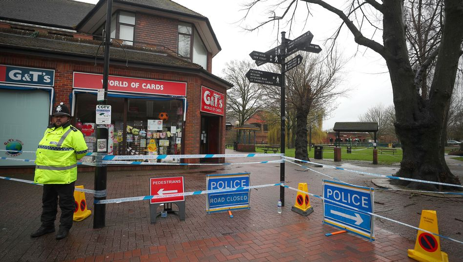 Tatort in Salisbury