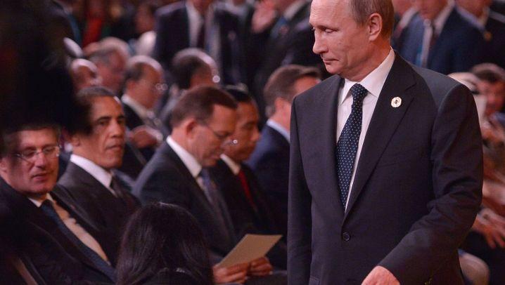 G20-Gipfel: Hände schütteln, Koalas knuddeln