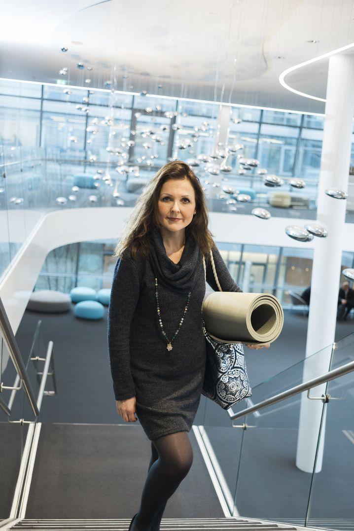 Siemens-Beschäftigte Ruch