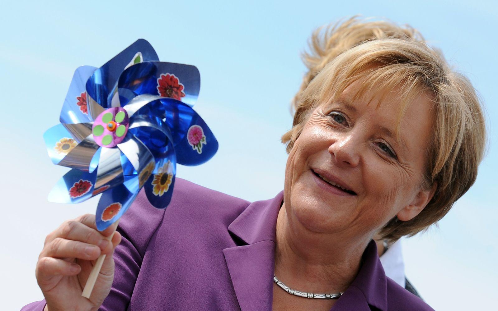 Merkel Windenergie