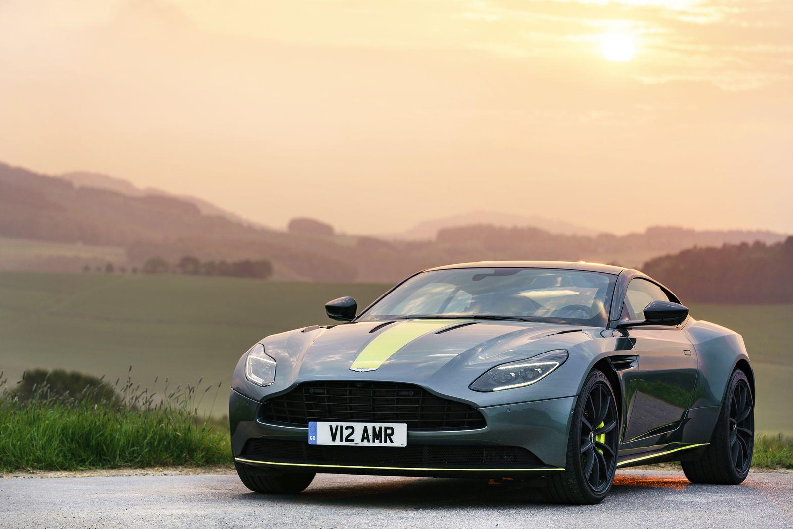 2018 / Aston Martin DB11