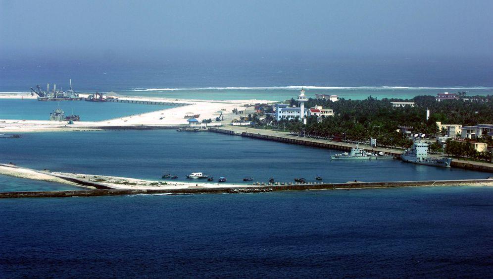 Paracel-Inseln: Streit im Südchinesischen Meer