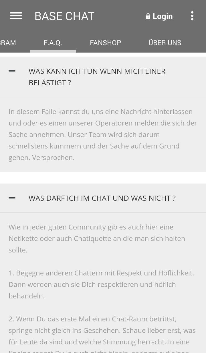 Karussell telefon base chat BASE
