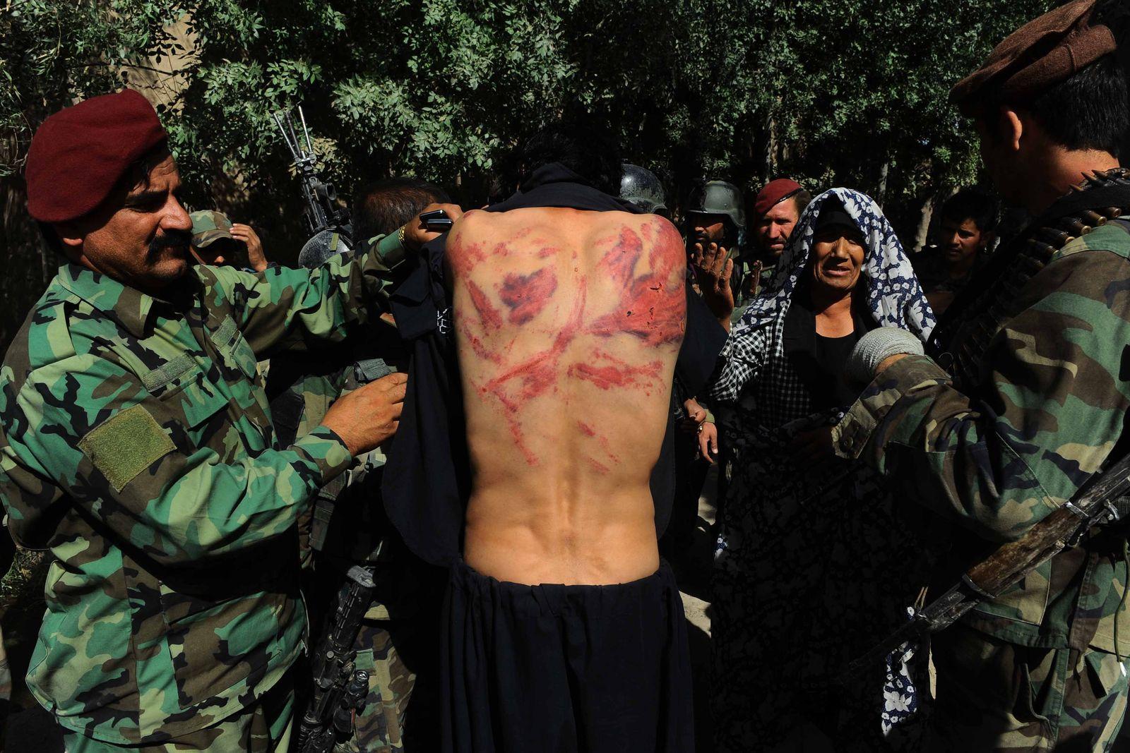Afghanistan/ Folter