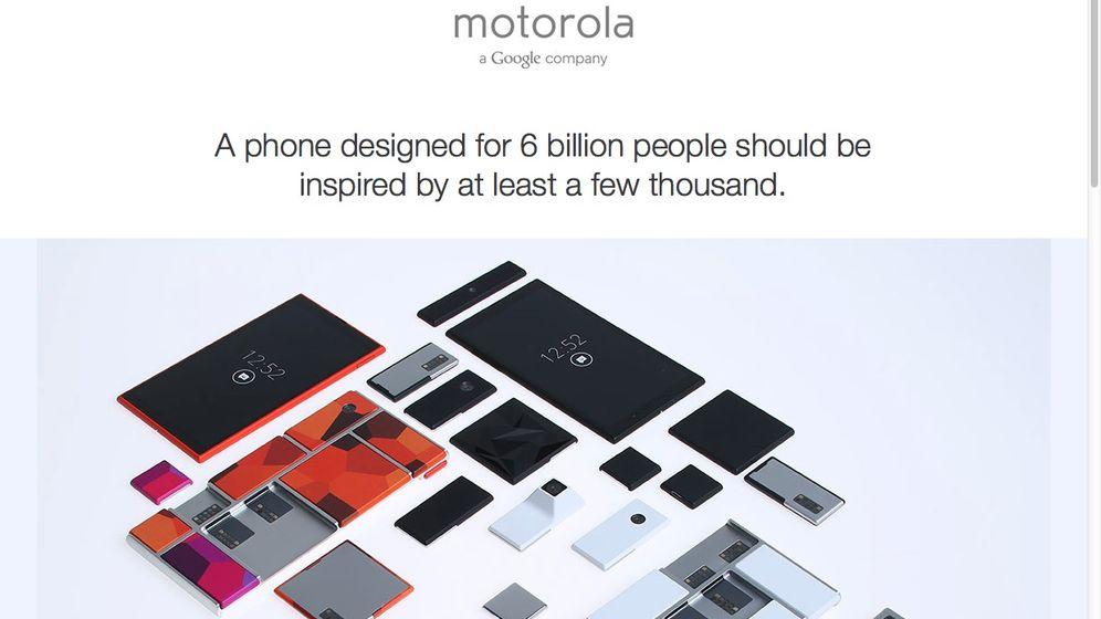 Modulare Handys: Lego-Telefone von Google