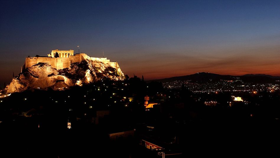 Intense efforts are underway to prop up Greece in the face of ongoing speculation targeting the country.