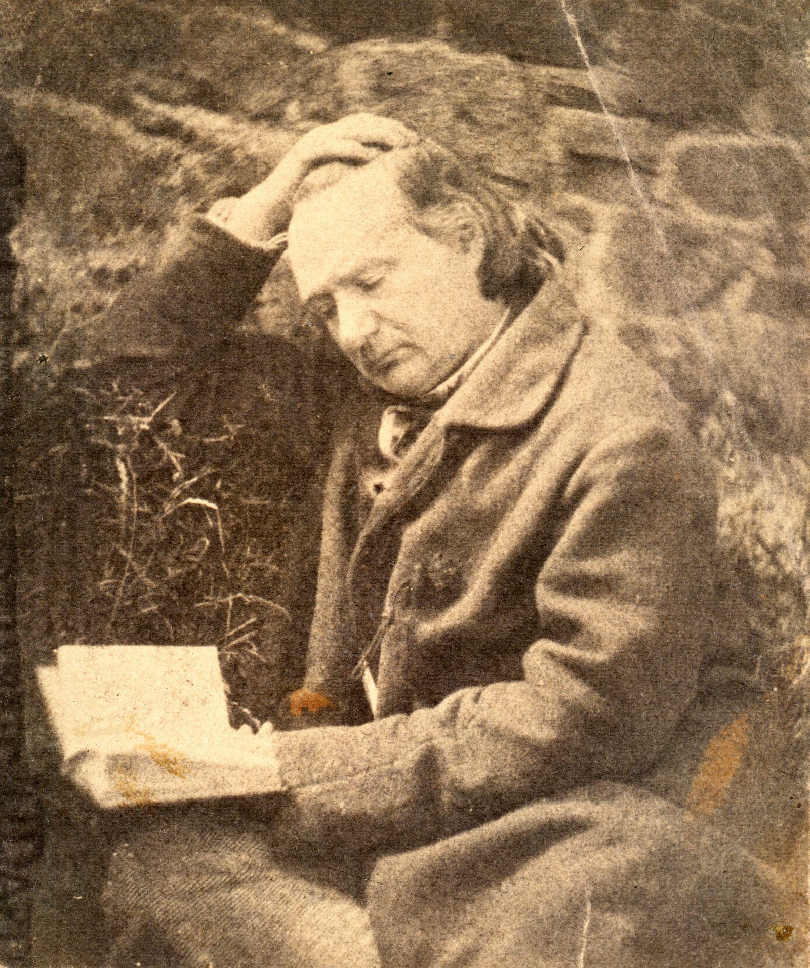 Victor Hugo (1802-1885), French writer,