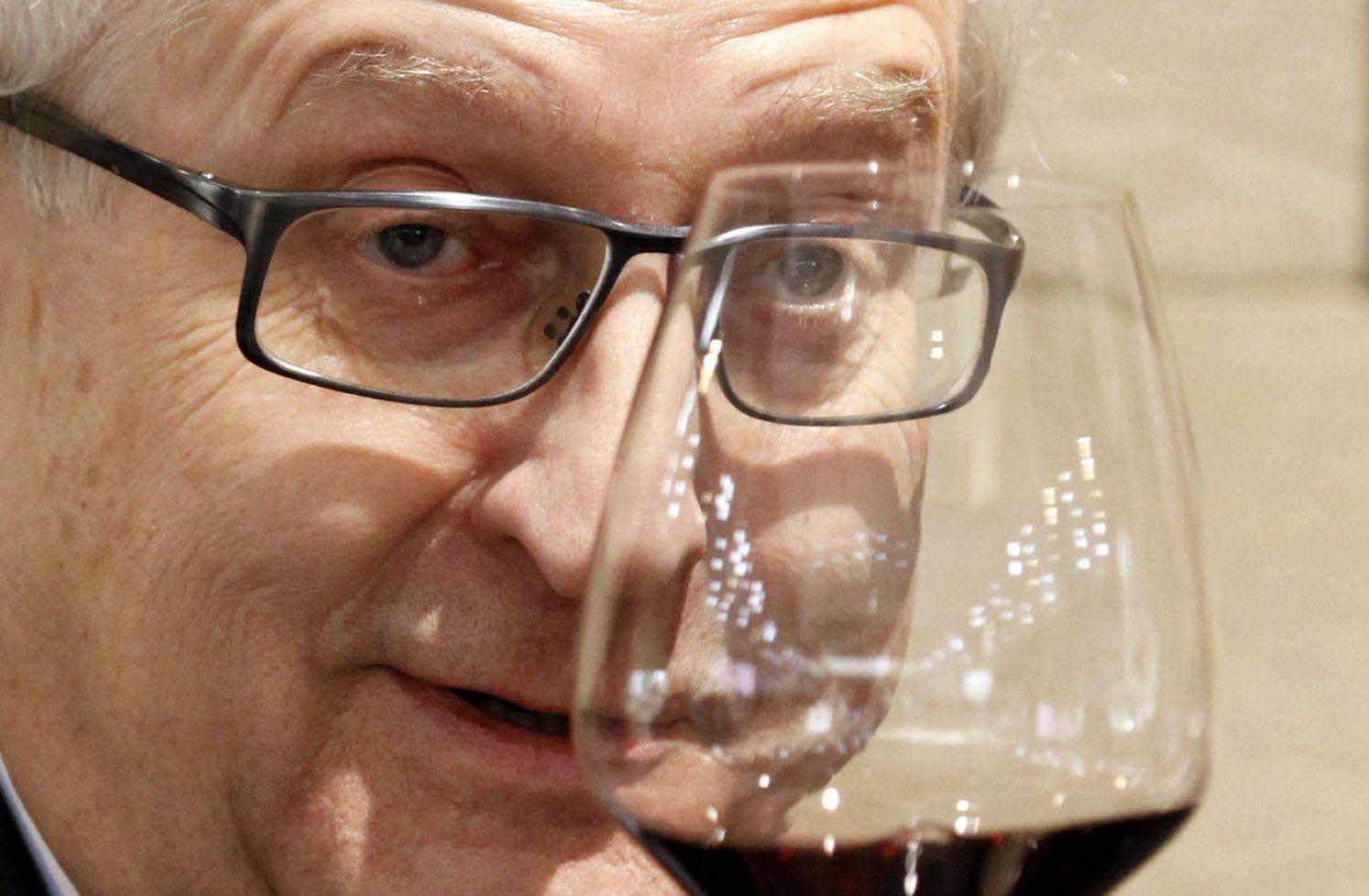 NICHT VERWENDEN Brüderle / Wein