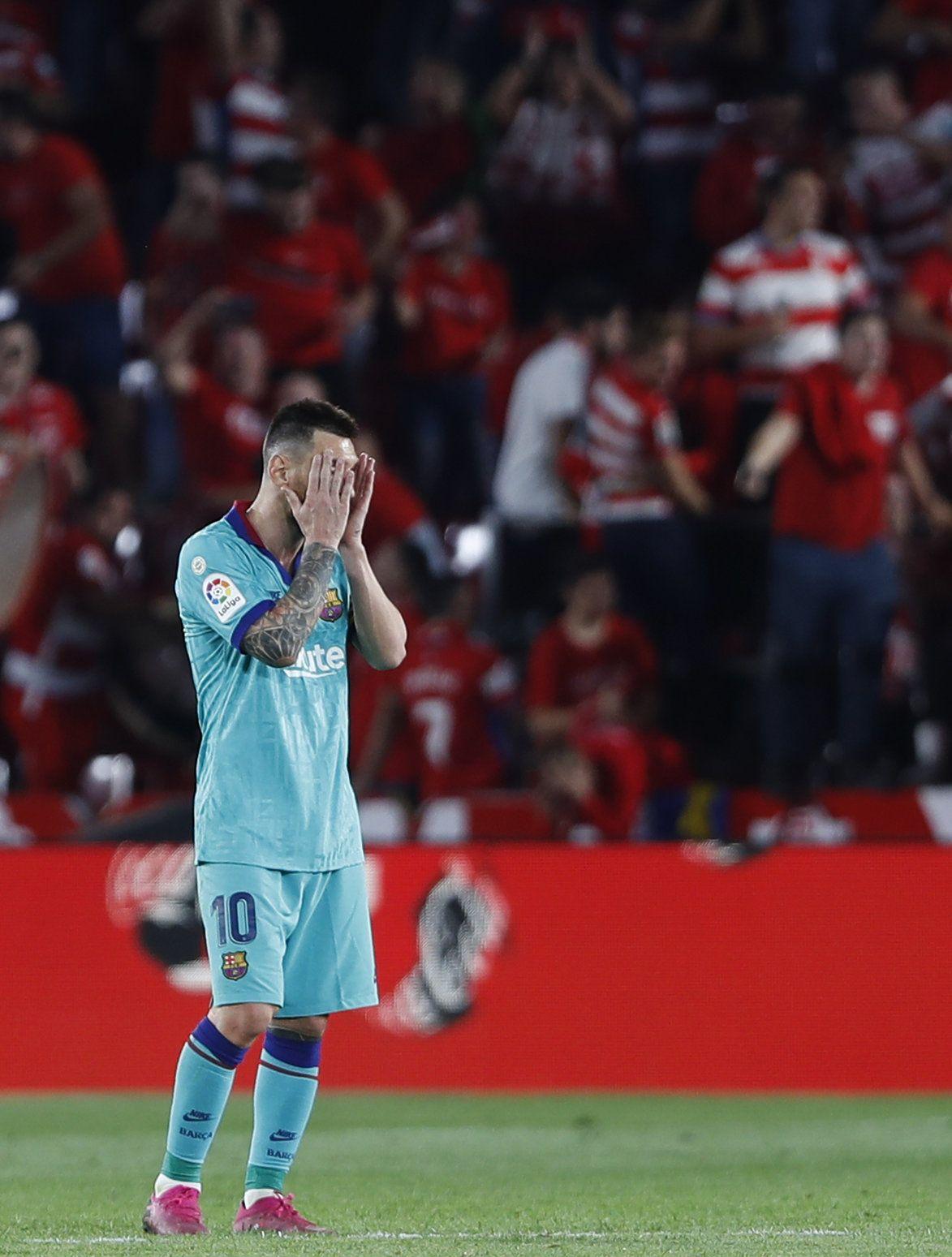 FC Granada - FC Barcelona
