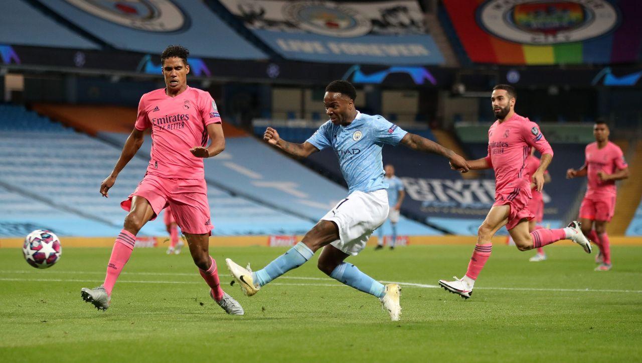Manchester City schaltet Real Madrid aus: Rausgepresst - DER SPIEGEL - Sport