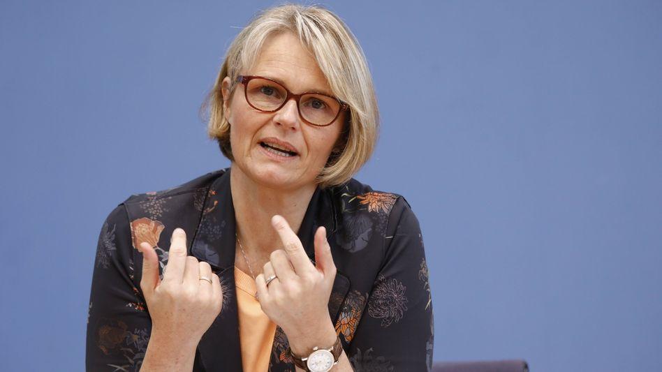 Bildungsministerin Anja Karliczek: »Auch wir sind noch nicht am Ende angelangt«