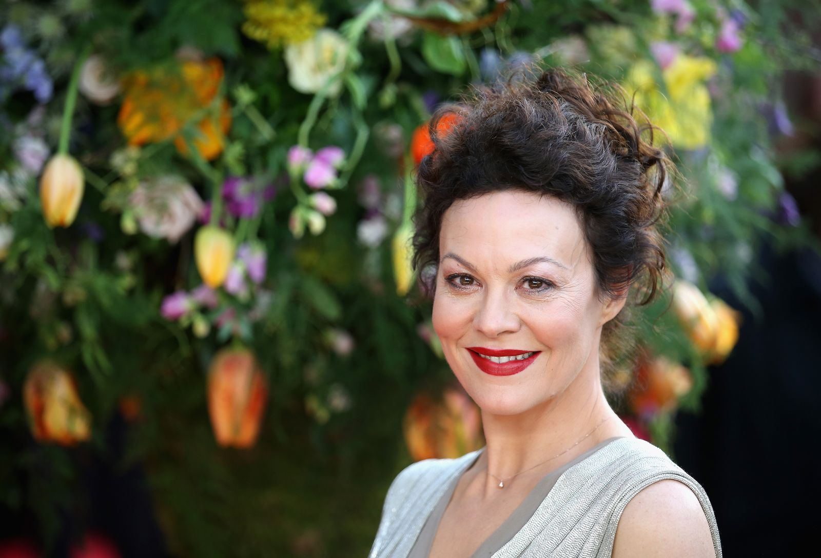 """Actor Helen McCrory Dies Aged 52 """"A Little Chaos"""" - UK Premiere - Red Carpet Arrivals"""