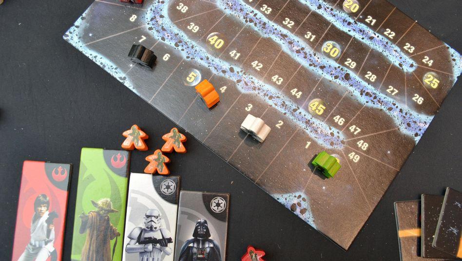 """""""Star Wars""""-Edition von """"Carcassonne"""": Kämpfen mit Würfeln"""