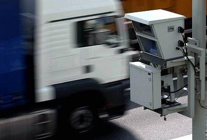 Toll-Collect-Anlage: Fit, Bewegungsprofile zu erstellen