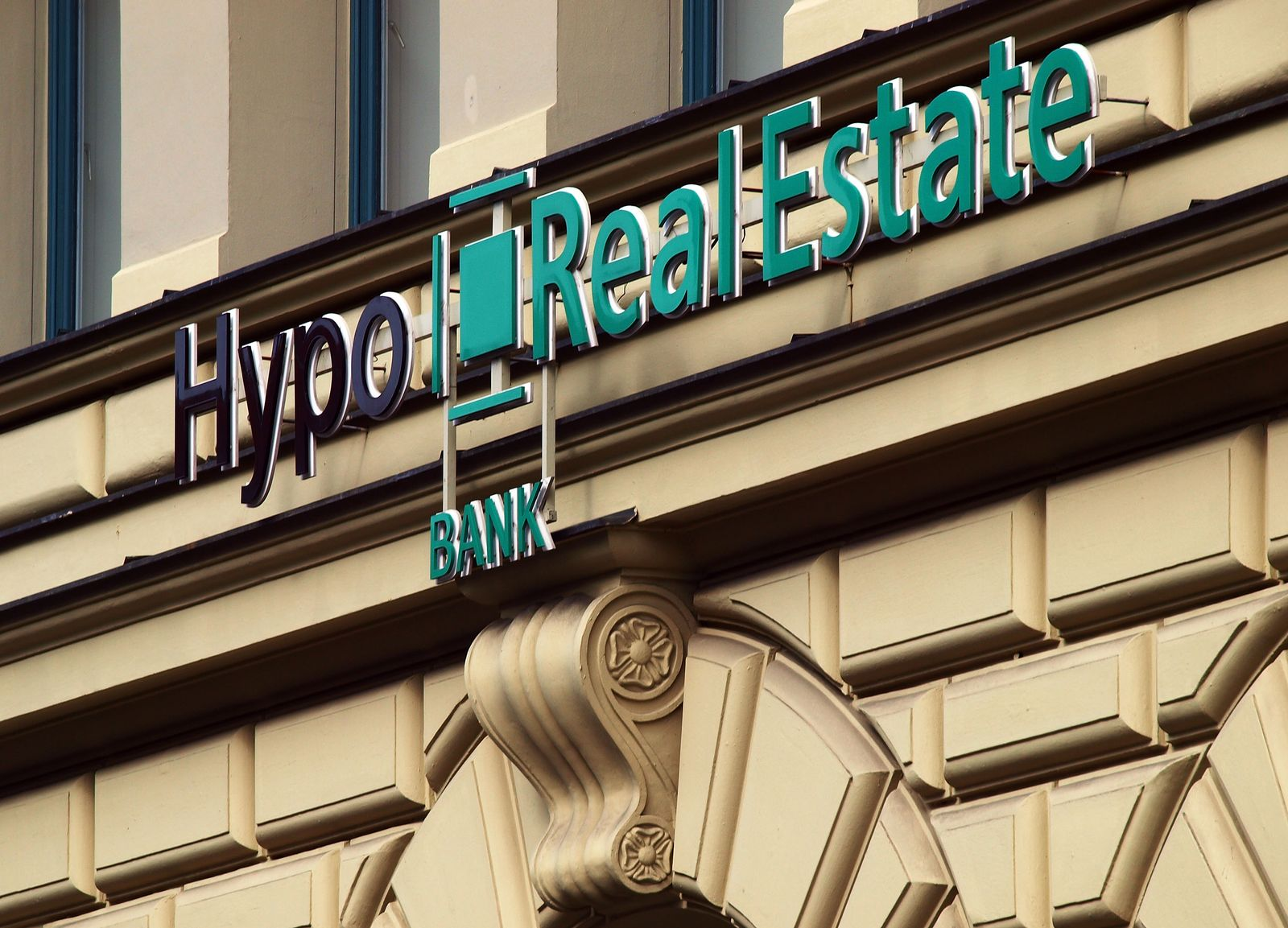 Hypo Real Estate / HRE / Bank / Banken