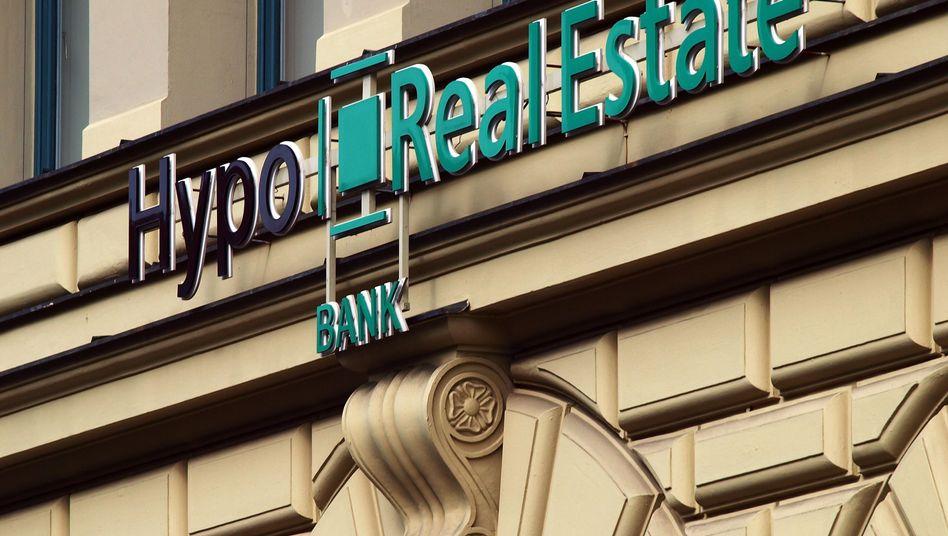 HRE-Zentrale in München: Am Ende steht der Staat für die Verluste der Bad Bank ein