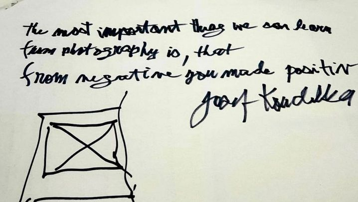 Fotostrecke: Das Projekt #handwritten