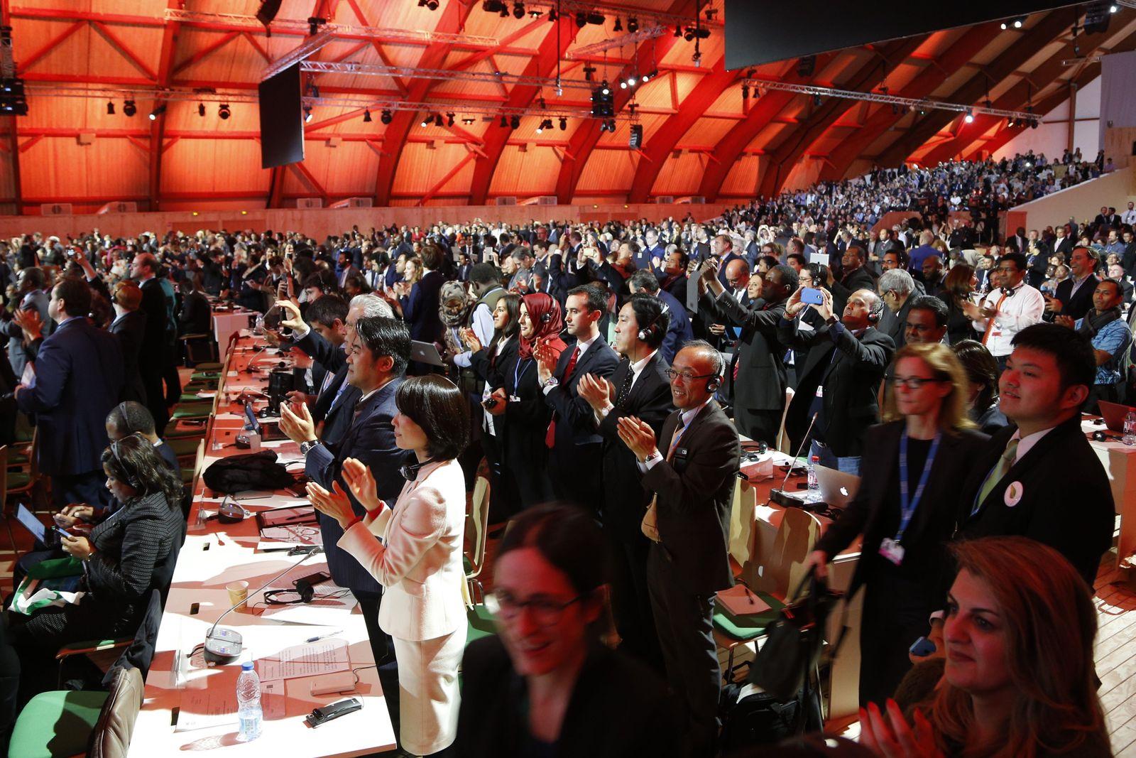 Paris Klimakonferenz