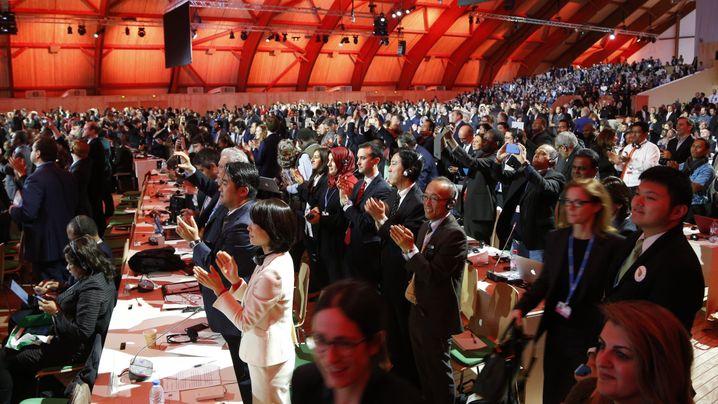 Die Welt schaut auf Paris: Fünf Jahre Weltklimavertrag