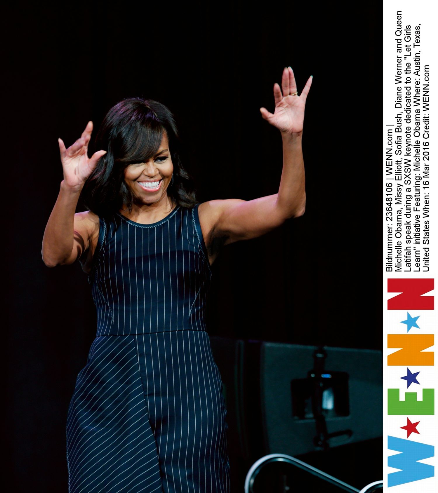 EINMALIGE VERWENDUNG NEU SPIEGEL Plus SPIEGEL 43/2016 S. 91 Michelle Obama