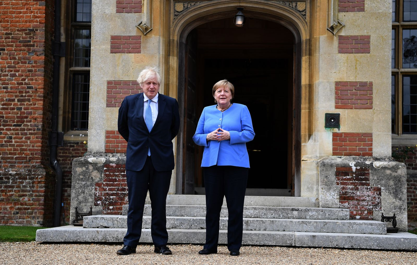 Britain and Germany agree post Brexit joint declaration deal on foreign and security policy cooperation