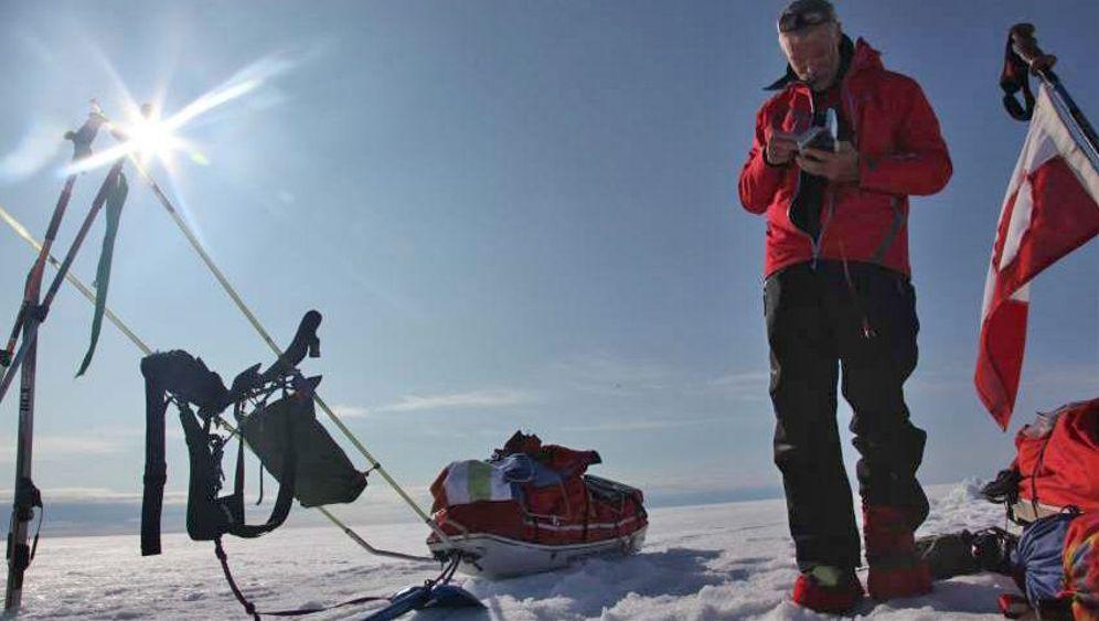 Arktis-Alltag: Jede Menge Prüfungen