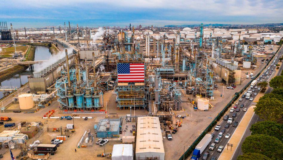 Ölraffinerie in den USA: Der große Verlierer des Machtpokers