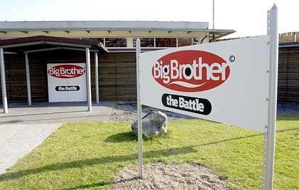 Eingang zum Big-Brother-Container: Bald eigene Stadt auf 4000 Quadratmetern
