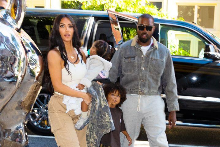 Ehepaar Kardashian, West im Herbst 2019 in New York: Die TV-Persönlichkeit und der Rap-Superstar sind seit 2014 verheiratet und haben vier gemeinsame Kinder