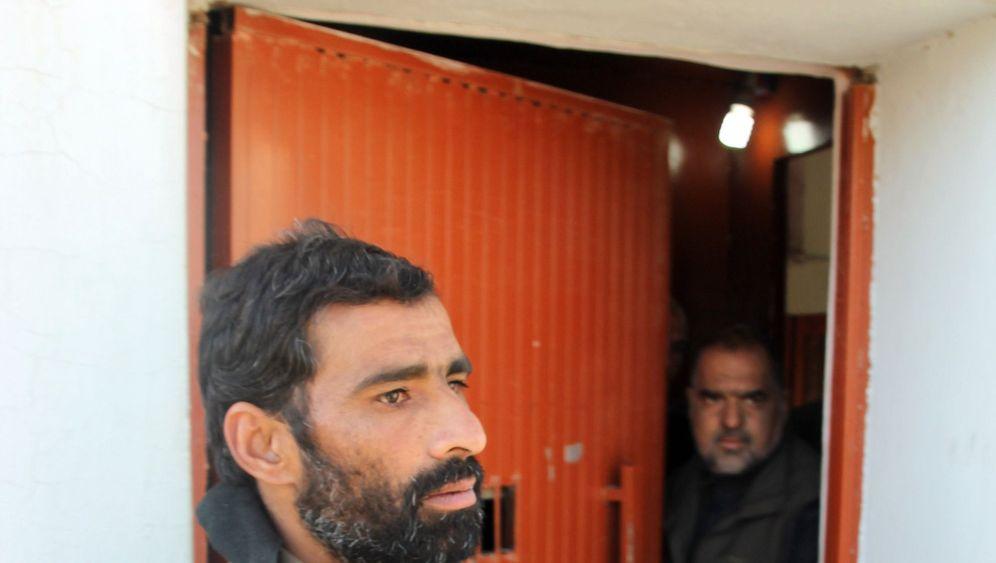 """Afghanische Post: """"Dein Briefträger findet dich"""""""