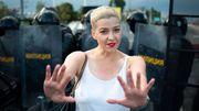 """Kolesnikowa wegen """"versuchter Machtübernahme"""" festgenommen"""