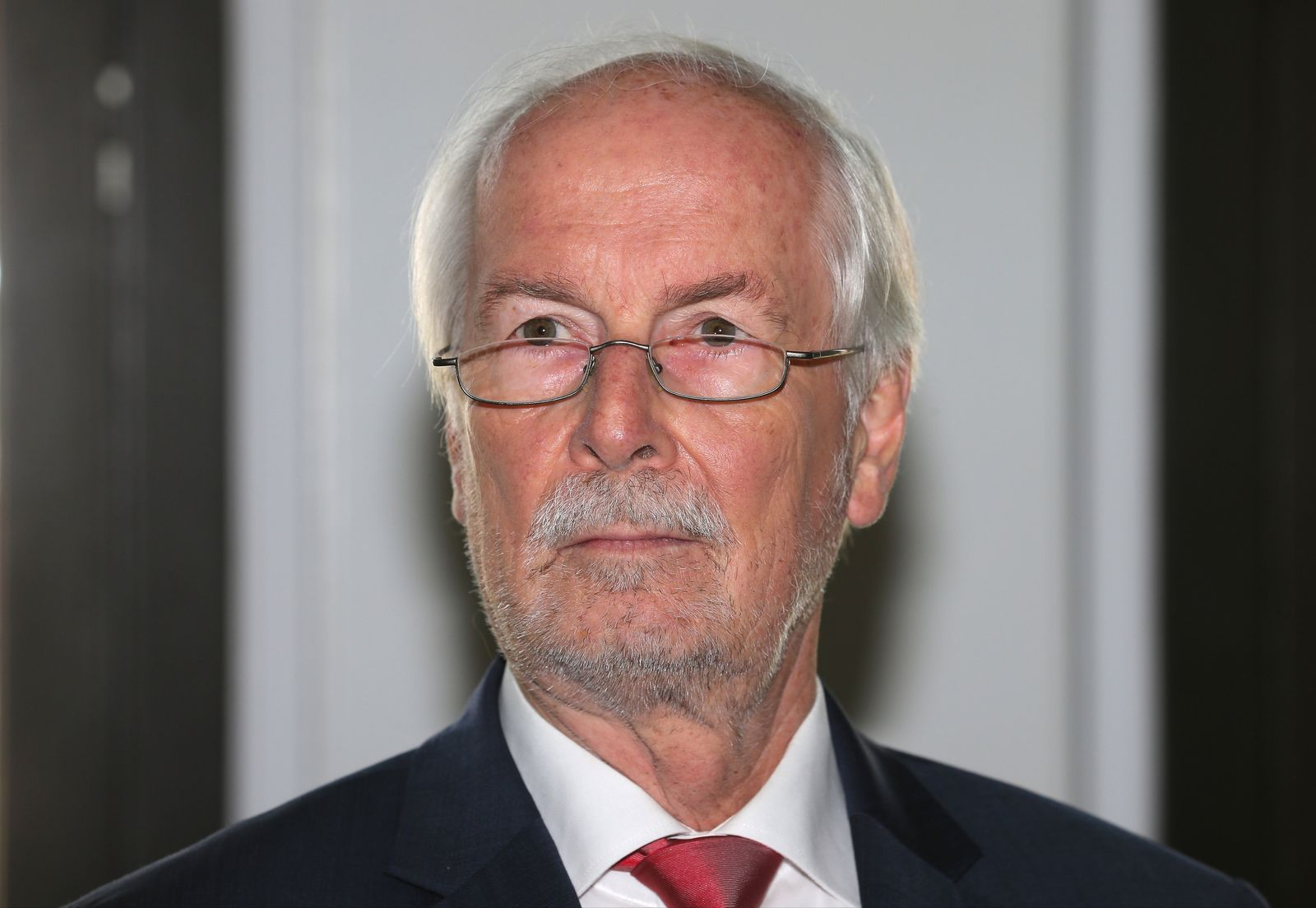 Generalbundesanwalt Harald Range