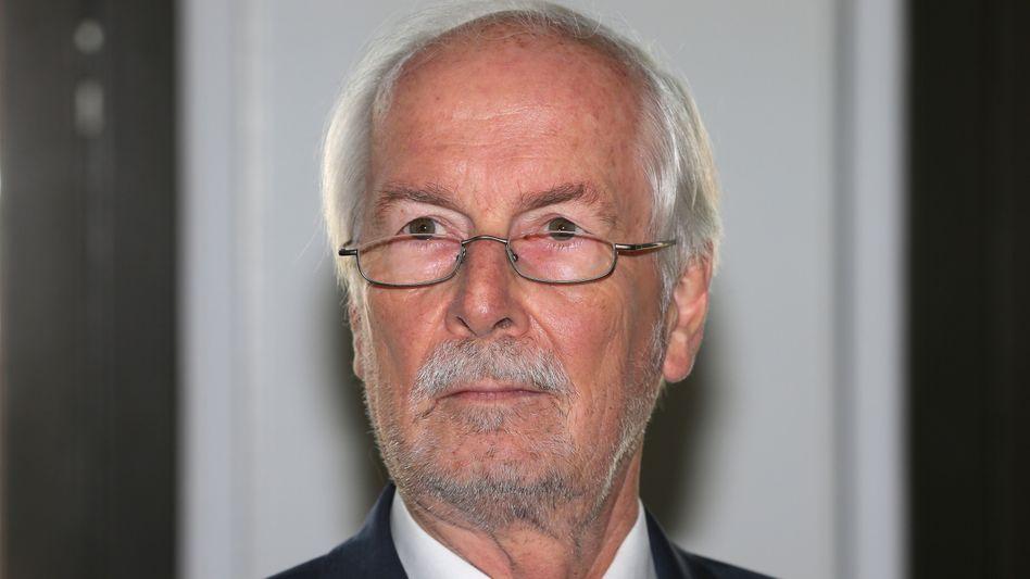 Generalbundesanwalt Range: Offene Konfrontation mit Justizminister Maas