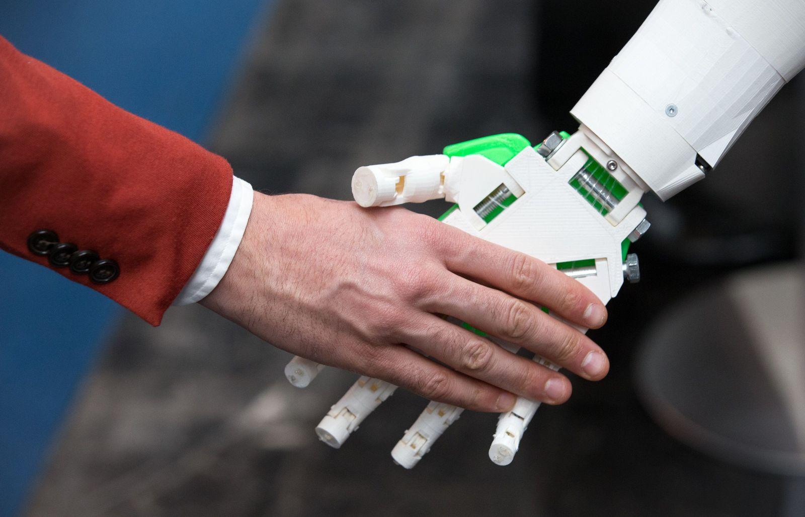 Skepsis gegenüber Robotern
