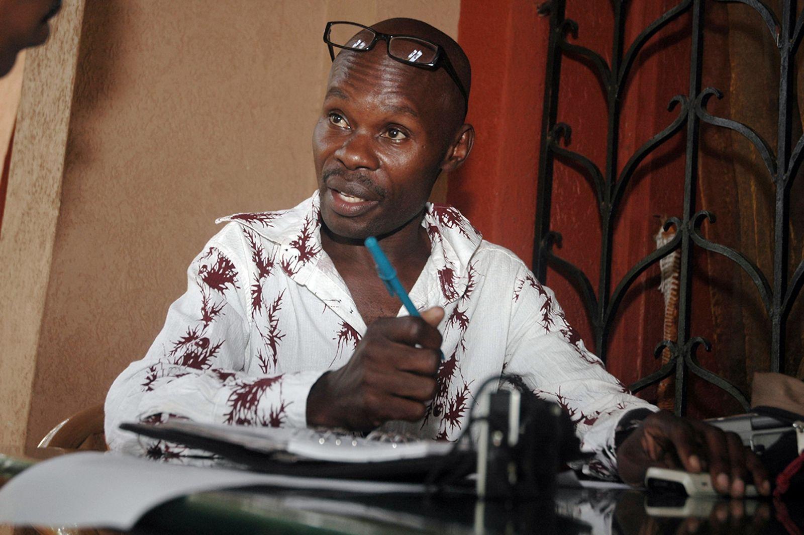 David Cato Aktivist Schwulenrechte Uganda