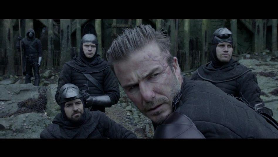 """Beckham im Film """"King Arthur"""": """"Die schlechteste Schauspielerei, die ich je gesehen habe"""""""